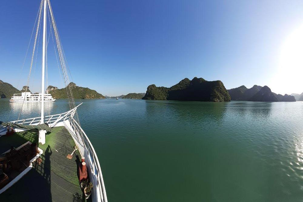خلیج هالانگ بی ویتنام