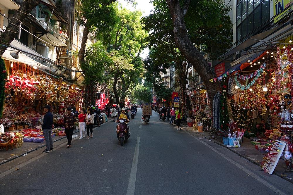 خیابان های ویتنام
