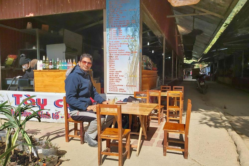 قهوه تخم مرغ ویتنام