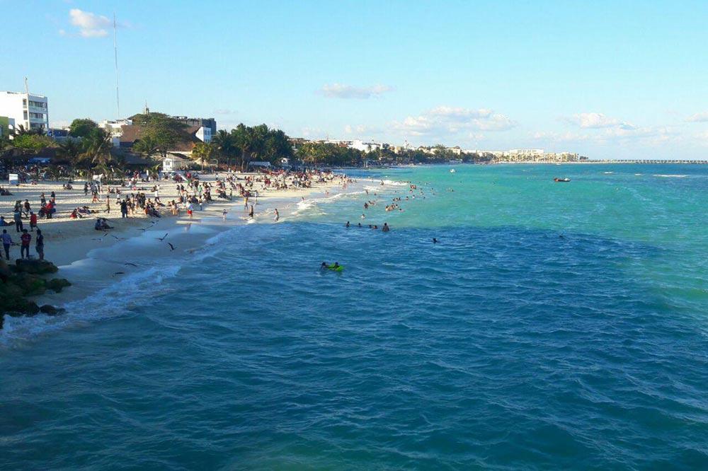 پلاژ های ساحلی مکزیک