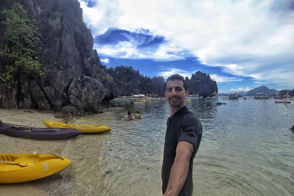 سفر به جزایر فلیپین - شنا در آب های فیلیپین
