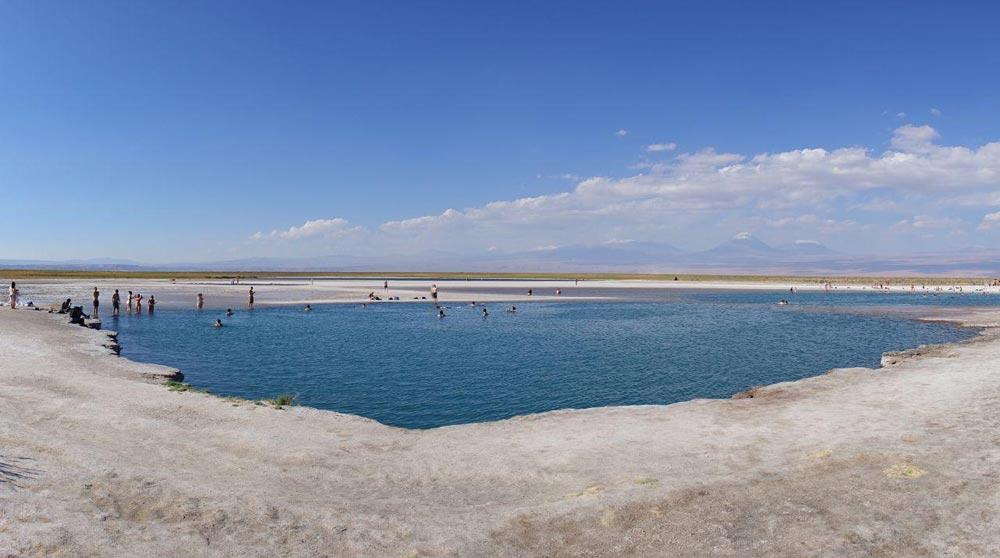 دریاچه نمکی
