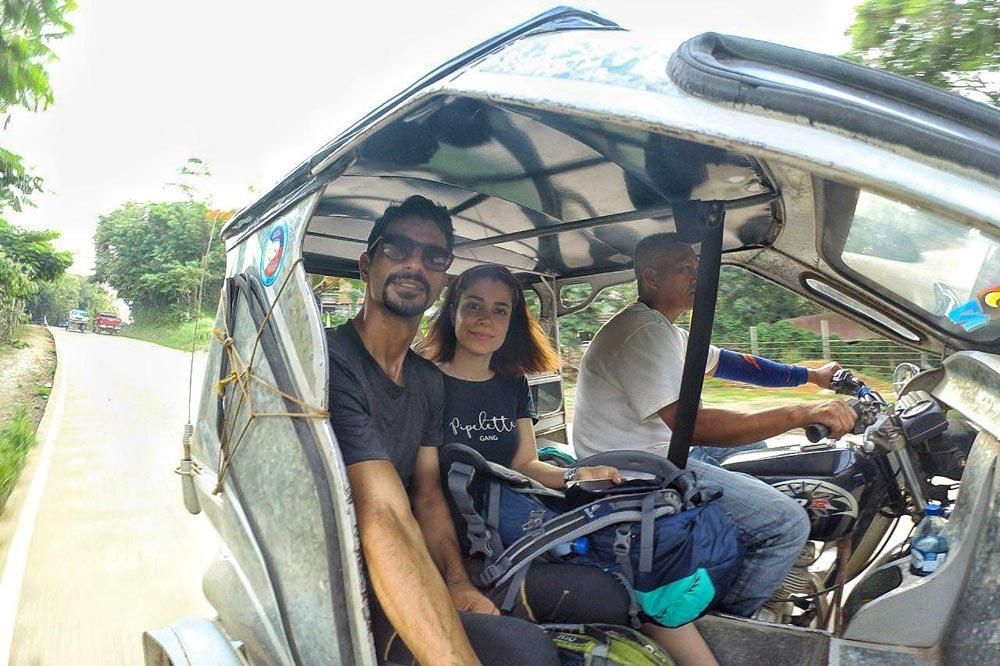 حمل و نقل عمومی در فیلیپین