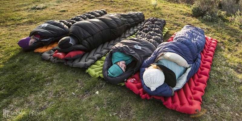 زیرانداز کیسه خواب