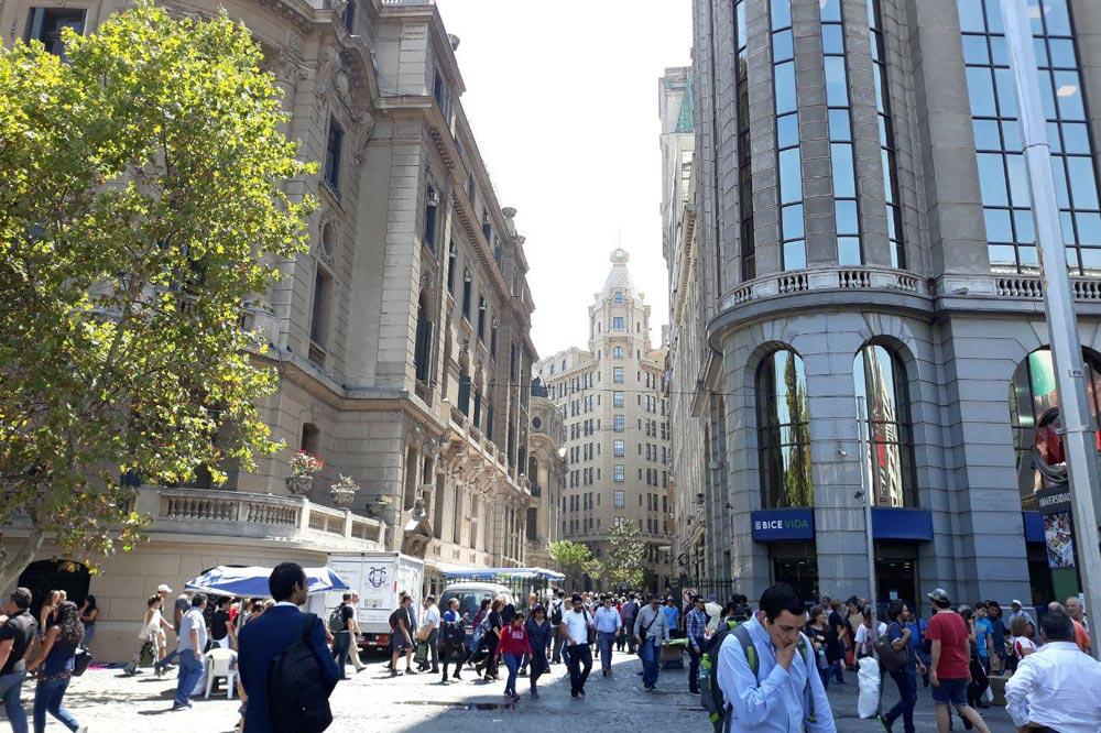 سانتیاگو پایتخت شیلی