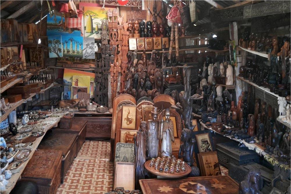 صنایع دستی ماداگاسکار