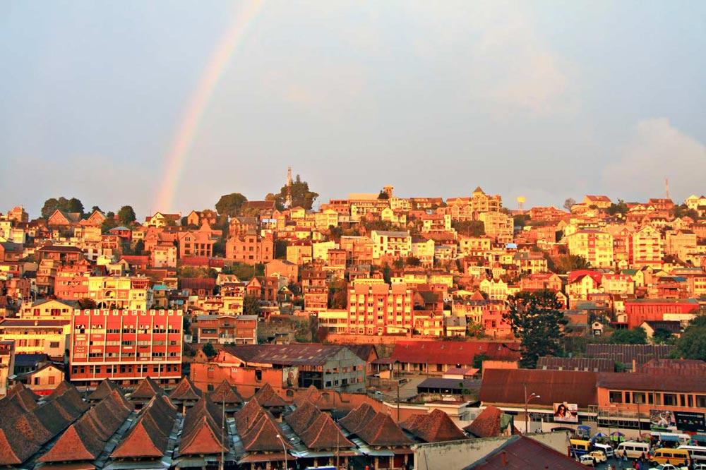 پایتخت ماداگاسکار