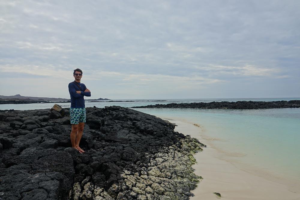 ساحل بازالتی گالاپاگوس