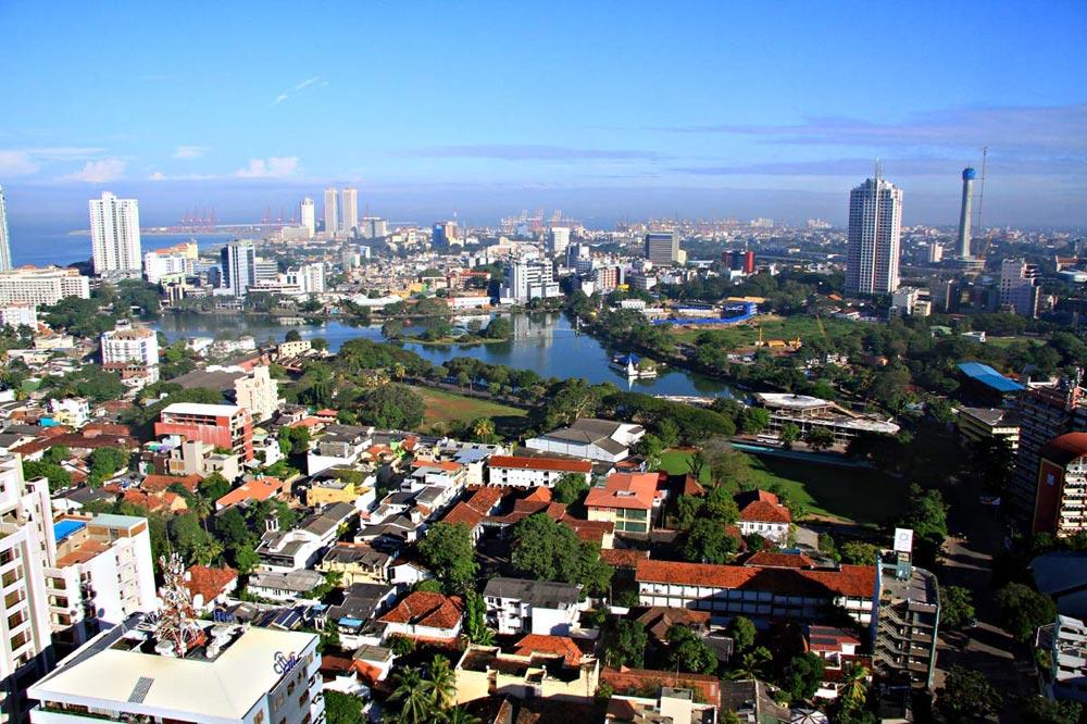 کلومبو ، پایتخت سریلانکا