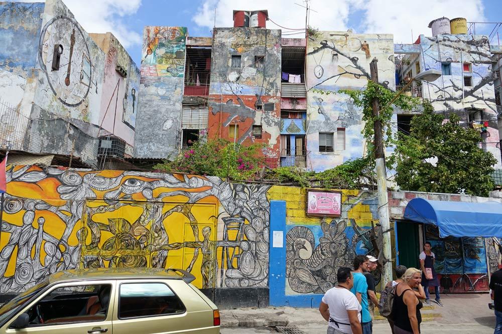 هاوانا - سفرنامه کوبا