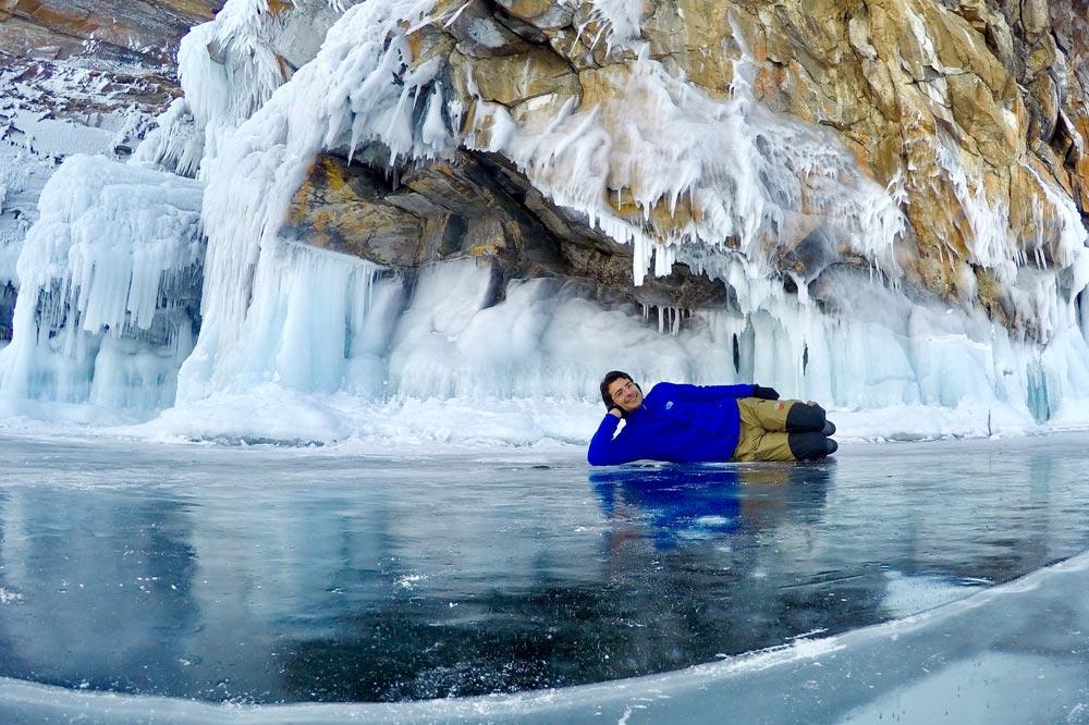 سفرنامه سیبری و شفق قطبی