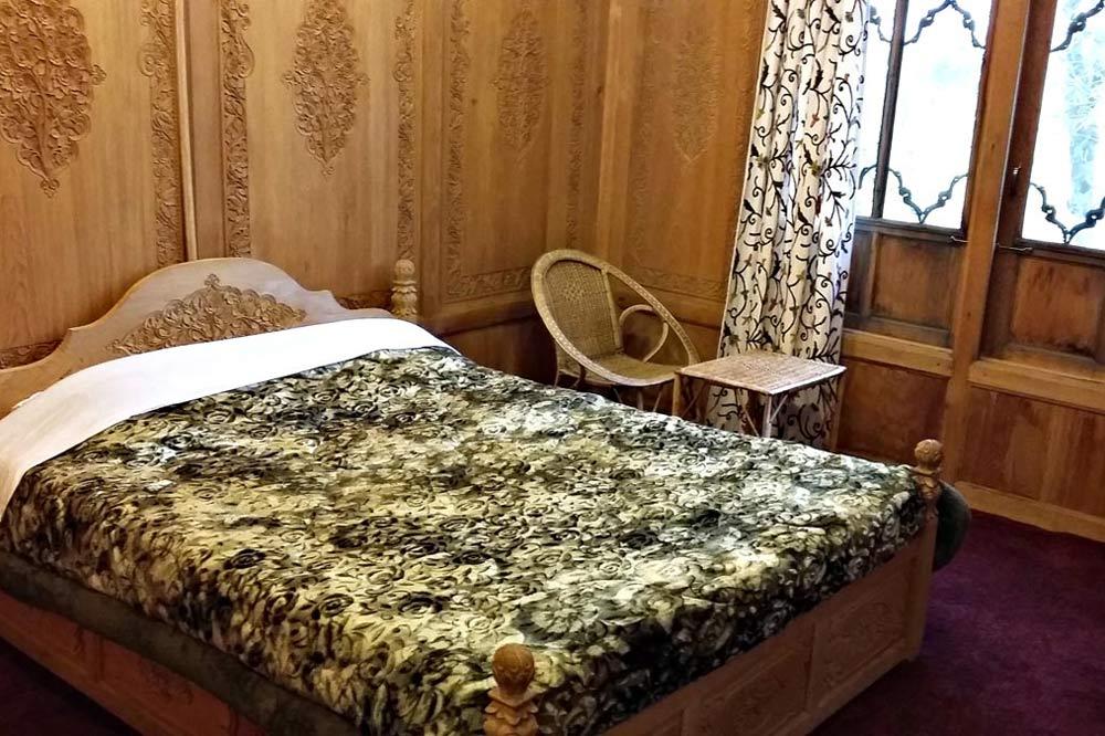 خانه قایقی - سفرنامه کشمیر