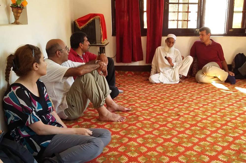 مردم محلی کشمیر