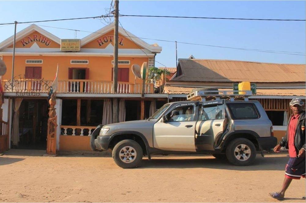 سافاری ماداگاسکار