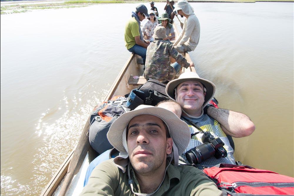 رودخانه سیریبینا در ماداگاسکار