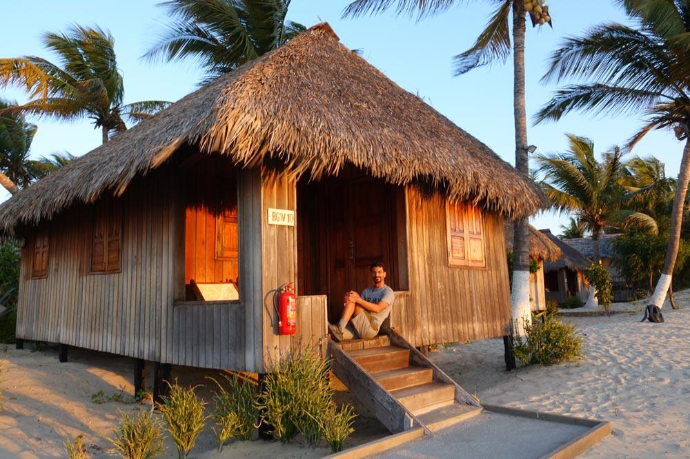شهر ساحلی ماداگاسکار