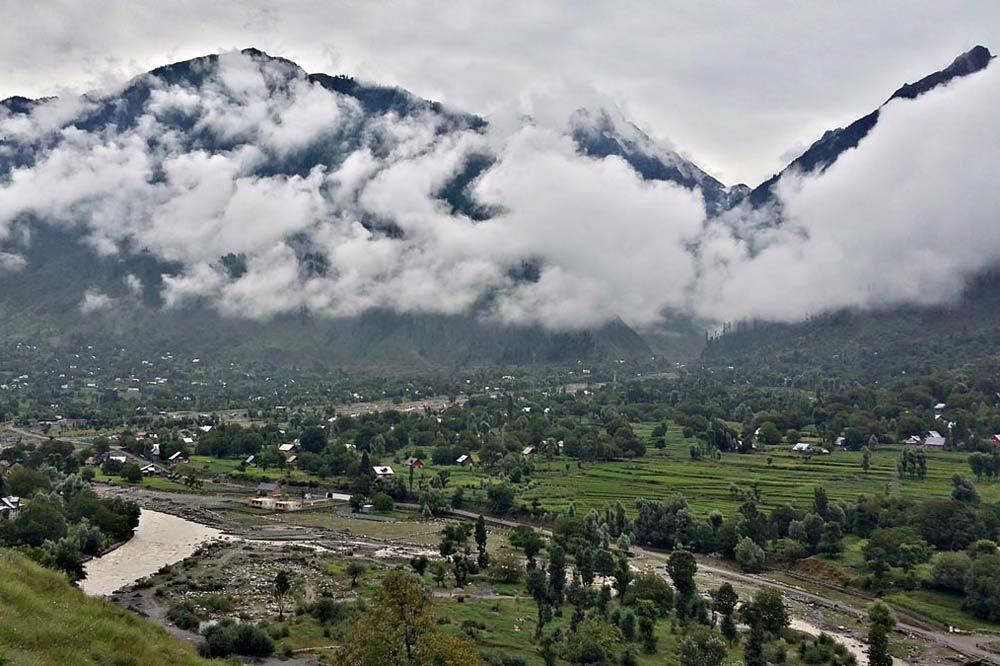 کوهستان سانمارگ
