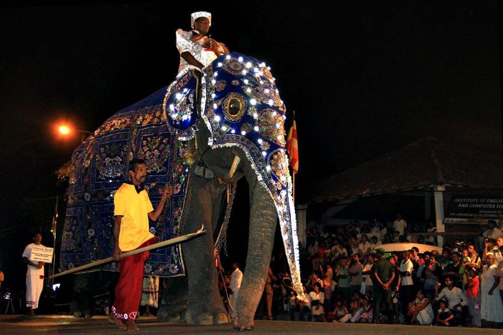 جشن سالیانه سریلانکا