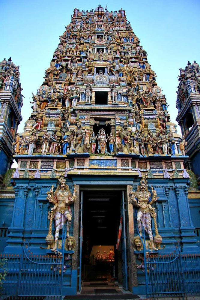 معابد سریلانکا