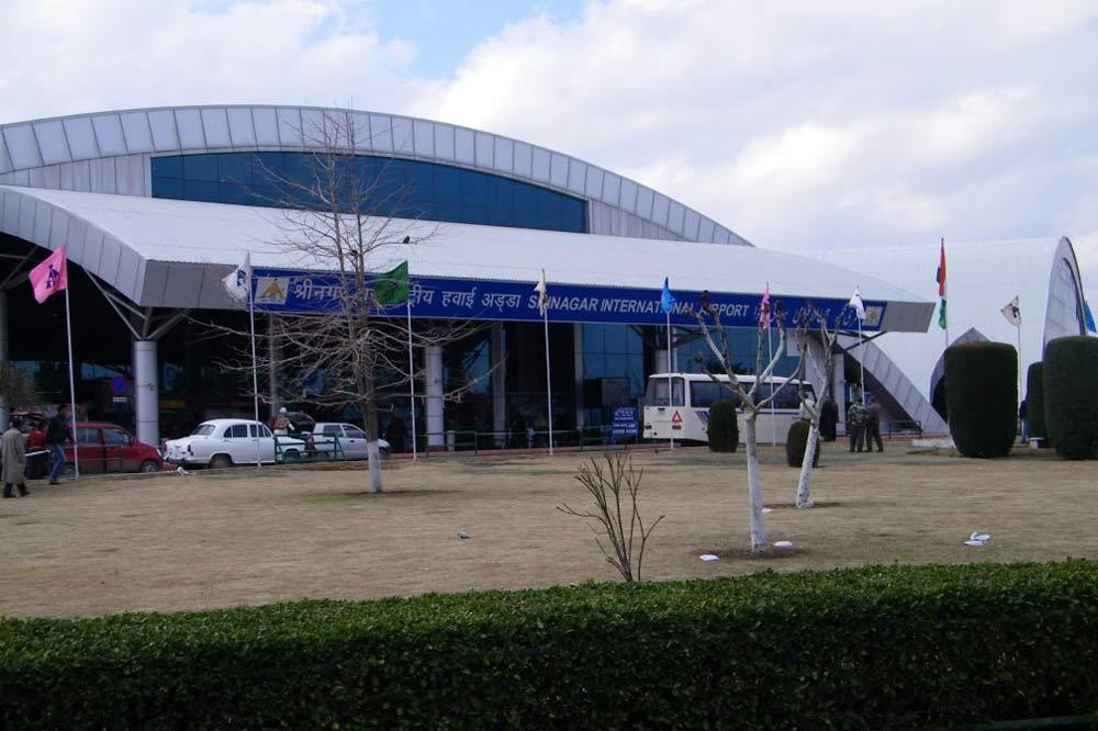 فرودگاه کشمیر