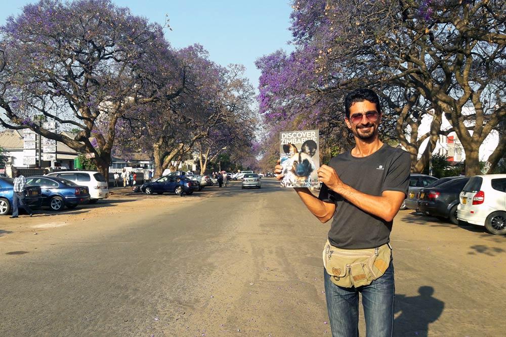 سفرنامه زیمبابوه و آبشار ویکتوریا