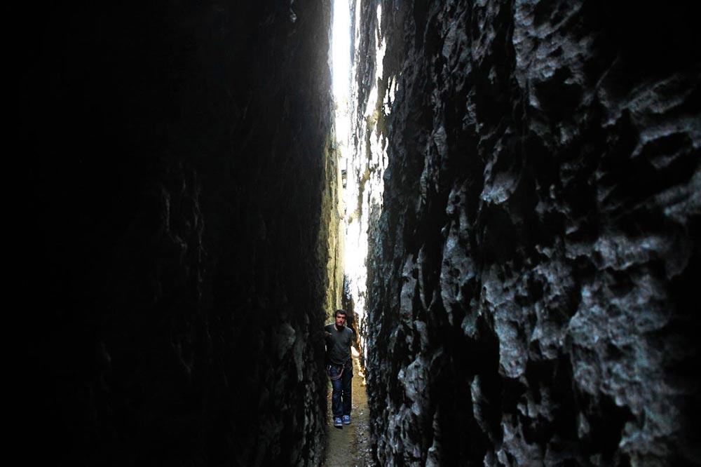 صخره های جینگی کوچک
