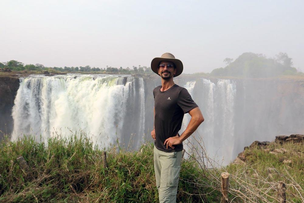 سفرنامه آبشار ویکتوریا