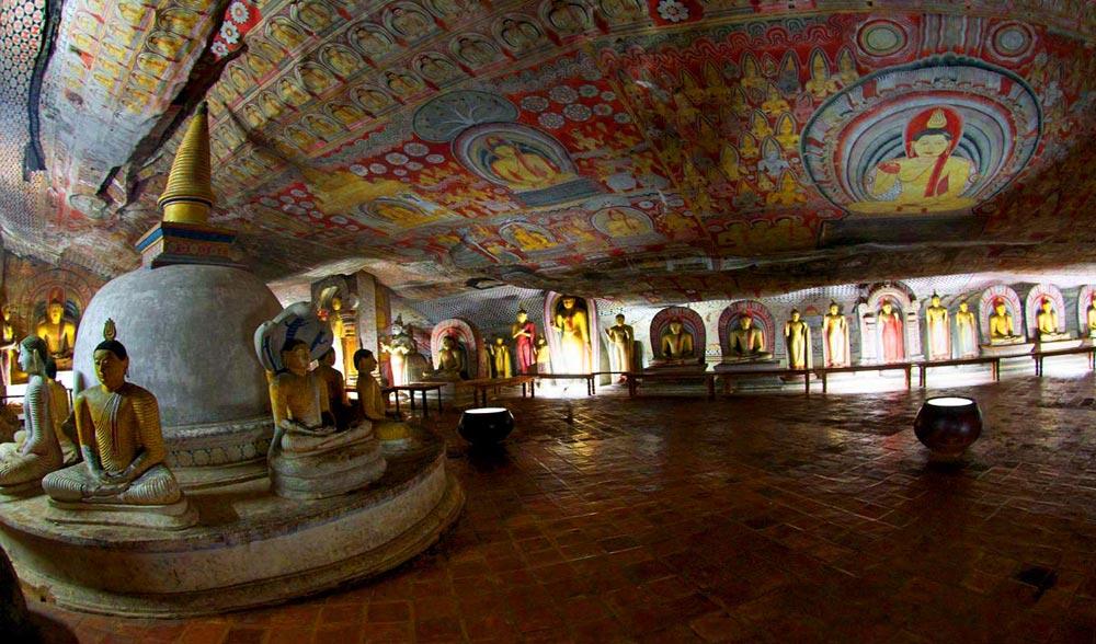 معبد دندان بودا