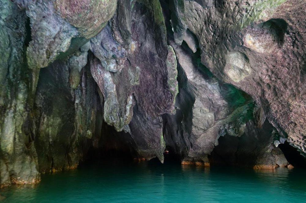 رودخانه زیرزمینی فیلیپین