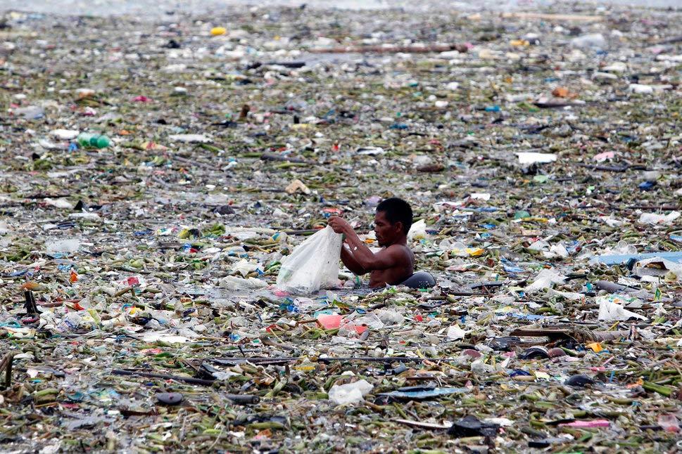 پلاستیک بلای طبیعت