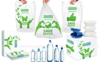 پلاستیک سبز