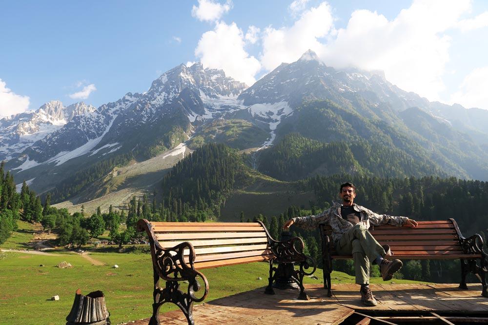 کوهستان سانمارگ تور کشمیر