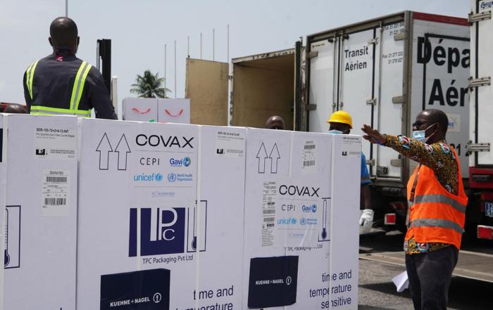 طرح کوواکس برای توزیع واکسن کرونا